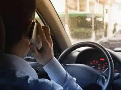 Multas por uso de celular ao volante quase dobraram este ano no MA